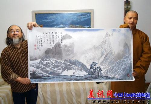 书画行业网站美讯网-中国书画收藏频道联合中国少数民族文化